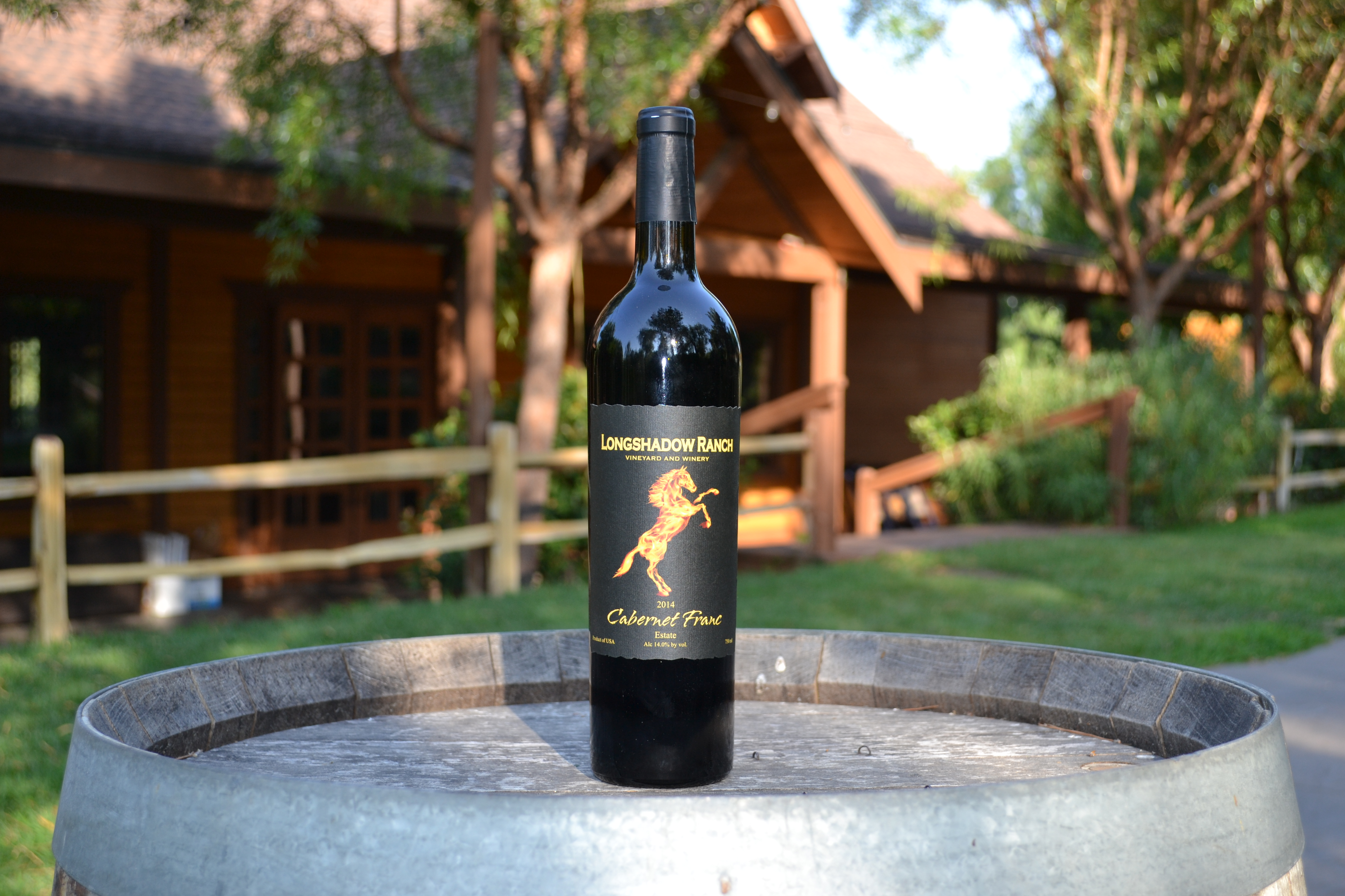 Product Image for CABERNET FRANC 750ML